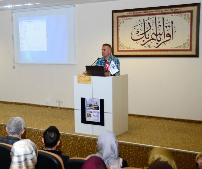 Egogü'de 'Şia Ve İran' Konferansı