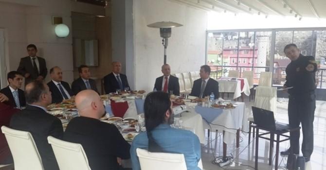 Amasra'da Turizm Sezonu Hazırlıkları Toplantısı Yapıldı