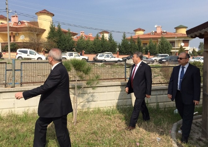 CBÜ Hafsa Sultan Hastanesi'ne Yunusemre'den Destek