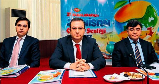 Kalpler Antalya'da atacak