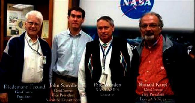 NASA ile DEÜ'den işbirliği