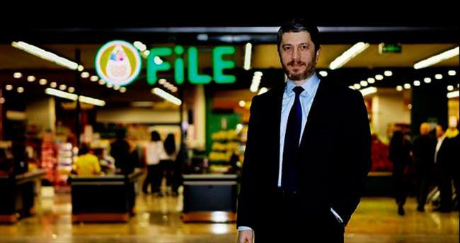 BİM'in ilk FİLE'si Bahçeşehir'de açıldı