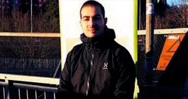 Bir Türk genci İsveç'te günün kahramanı oldu