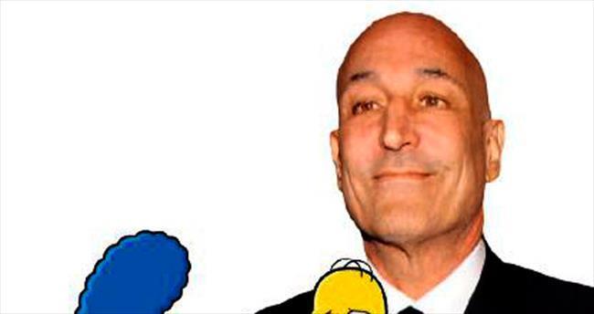 Simpsonlar yetim kaldı