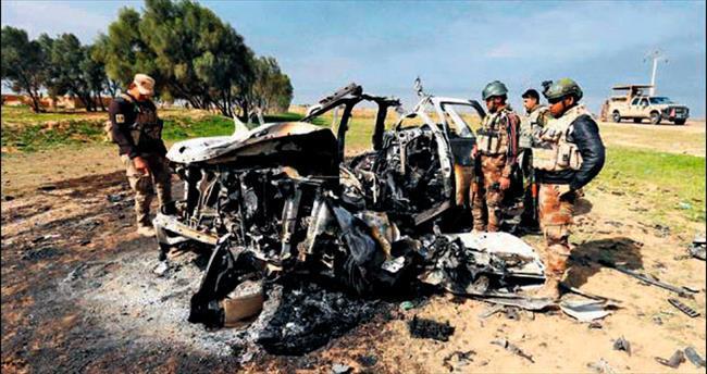 Savaş, Tikrit kapılarına dayandı