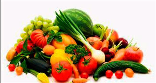 Kolon kanserine vejetaryen beslenme