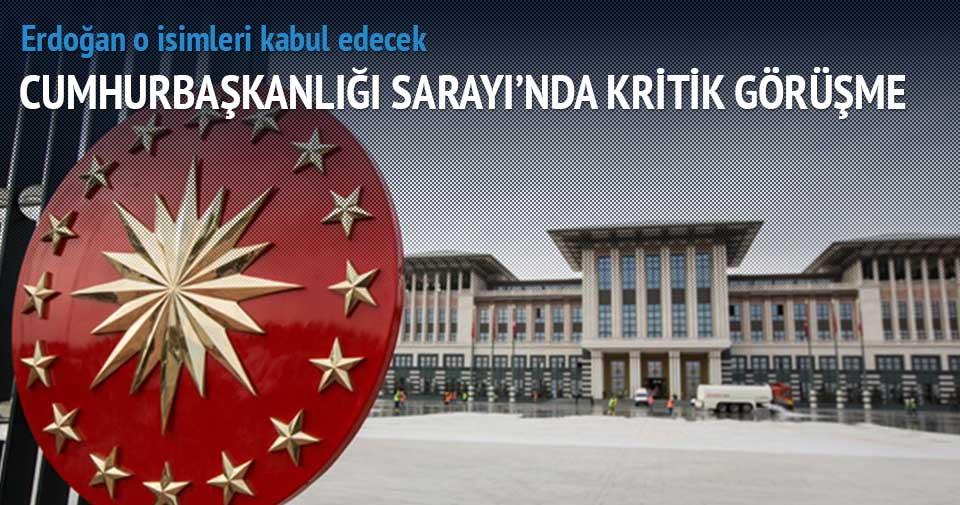 Cumhurbaşkanı Erdoğan Babacan ve Başçı'yı kabul edecek