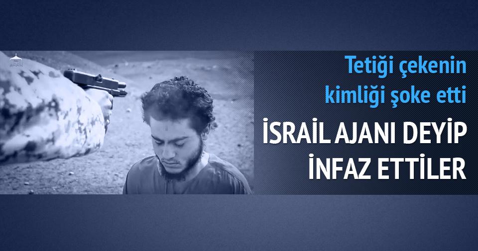 IŞİD İsrail ajanı diyerek çocuğa infaz ettirdi!