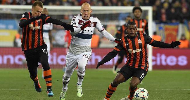 Bayern Münih – Shakhtar Donetsk Şampiyonlar Ligi maçı ne zaman saat kaçta hangi kanalda