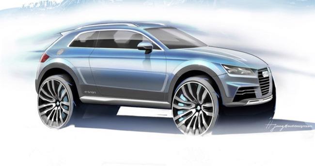 Yeni Audi'ler geliyor