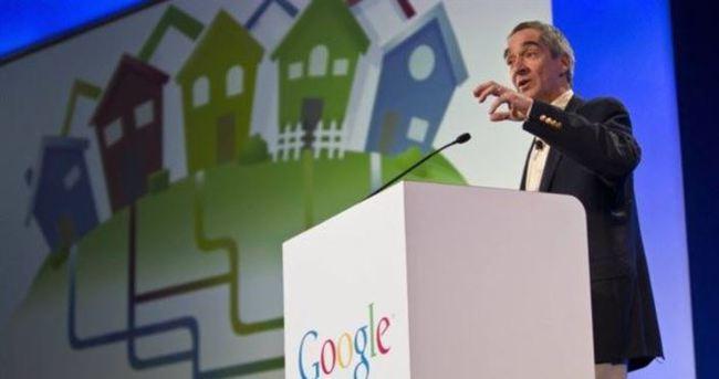 Google'un CFO'su istifa etti