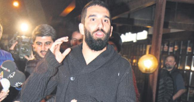 Arda Turan'ın 1 günlük İstanbul kaçamağı