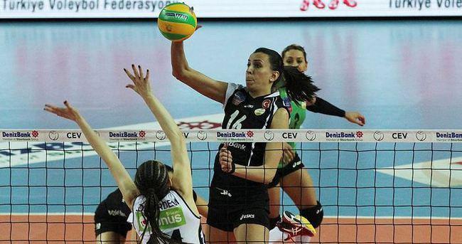 Şampiyonlar Ligi'nde VakıfBank - Fenerbahçe kapışması