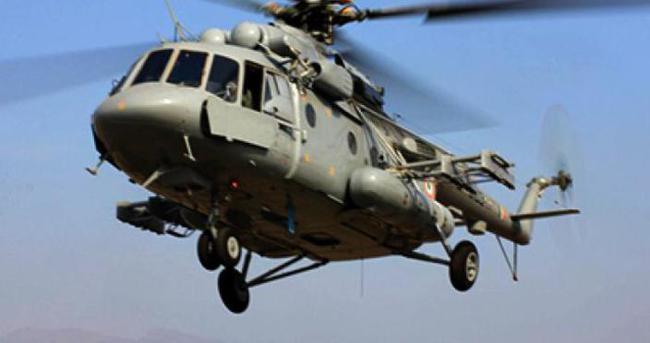 Askeri helikopter düştü: 11 asker kayıp