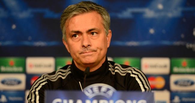 Mourinho'yu reddetti!