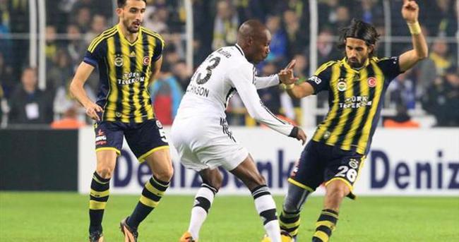 Fenerbahçe-Beşiktaş maçının saat değişti