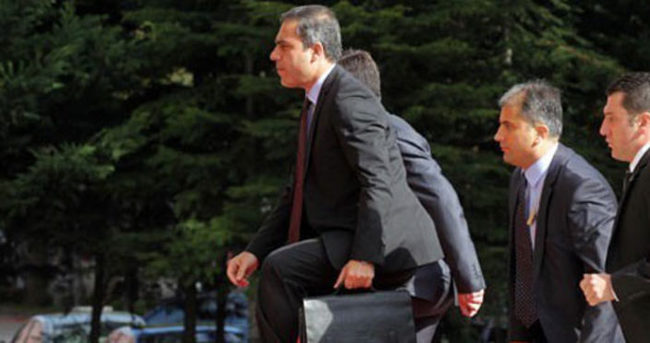 Hakan Fidan Başbakanlık'ta