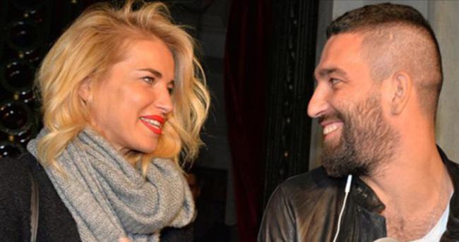 Burcu Esmersoy'dan Arda Turan açıklaması