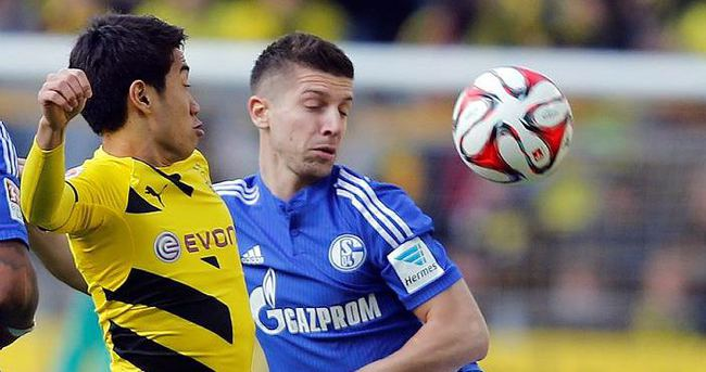 Nastasic, Schalke'de kaldı