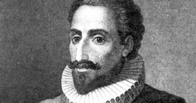 Cervantes'in mezarı bulundu