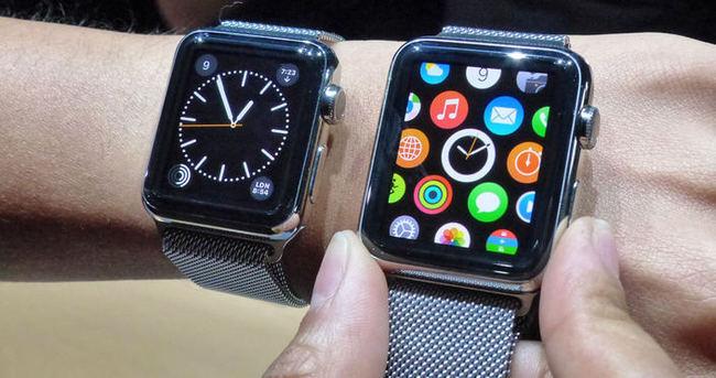Çinliler Apple Watch'un çakmasını yaptı