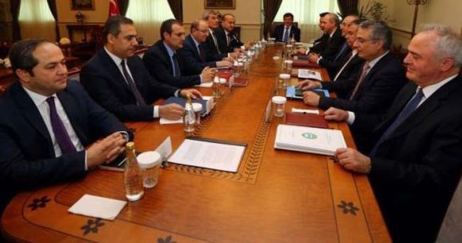 Kritik 'Çözüm Süreci Toplantısı' sona erdi