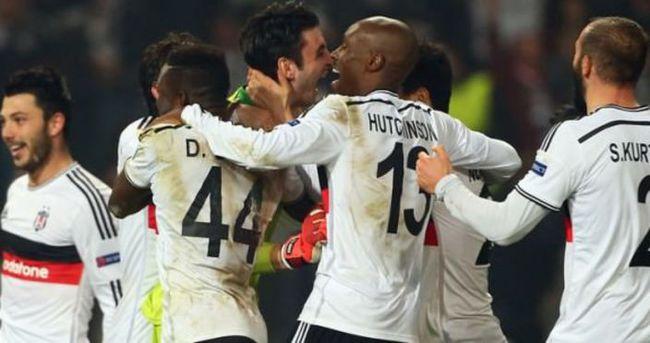 Dünya devleri Beşiktaş'ı izleyecek!