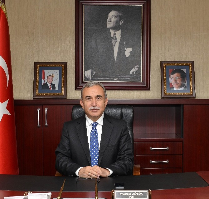 Vali Büyük: İstiklal Marşı, Milletimizin Yazdığı Kahramanlık Destanıdır