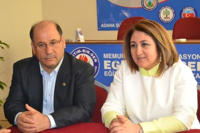 Karaköse: Sendika Ve STK'larla Fikir Alışverişini Sıklaştırmalıyız