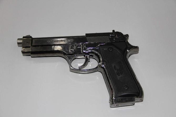Akdeniz Üniversitesi'ndeki Silah, Plastik Çakmak Çıktı