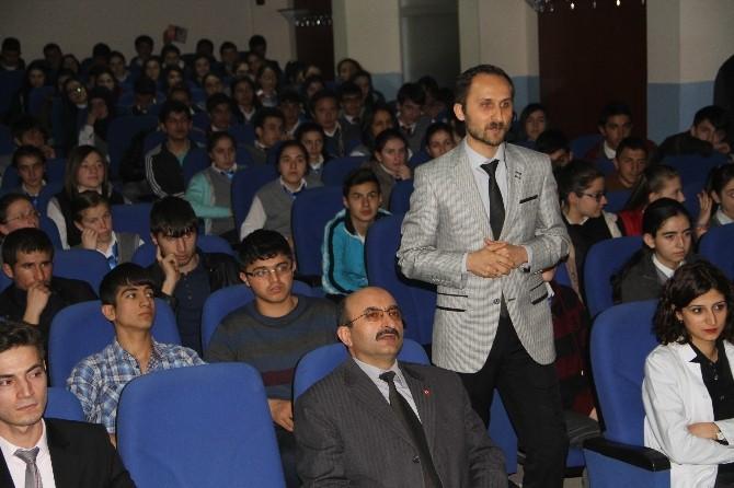 """Ardahan'da """"Güvenli Gençlik Ve Güvenli Gelecek"""" Projesi"""