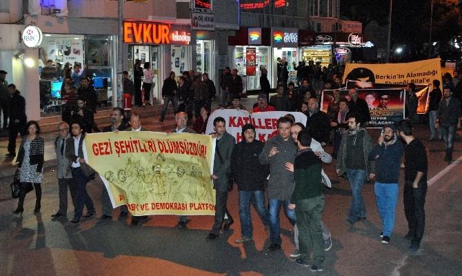 Berkin Elvan, Aydın'da Anıldı
