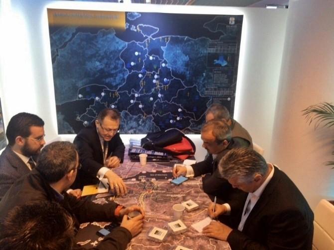 Balıkesir Fransa'da Dev Yatırımcılarla Buluştu