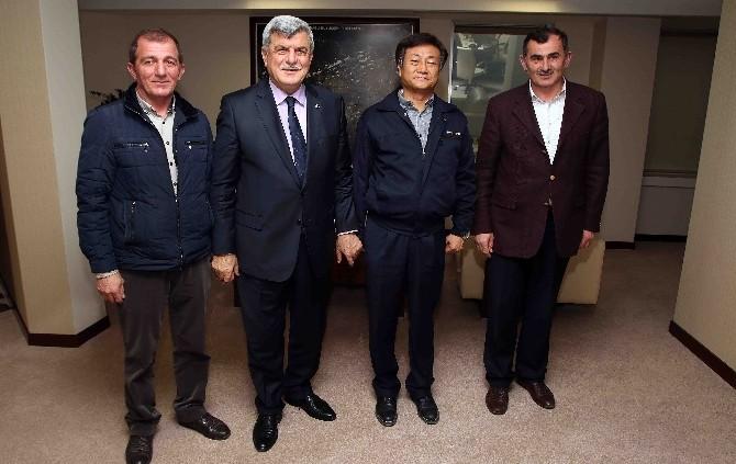 Başkan Karaosmanoğlu: Yabancı Yatırımcıyı Önemsiyoruz