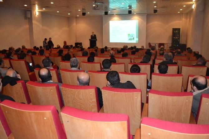 Muş'ta Hibe Destekli Proje Bilgilendirme Toplantısı