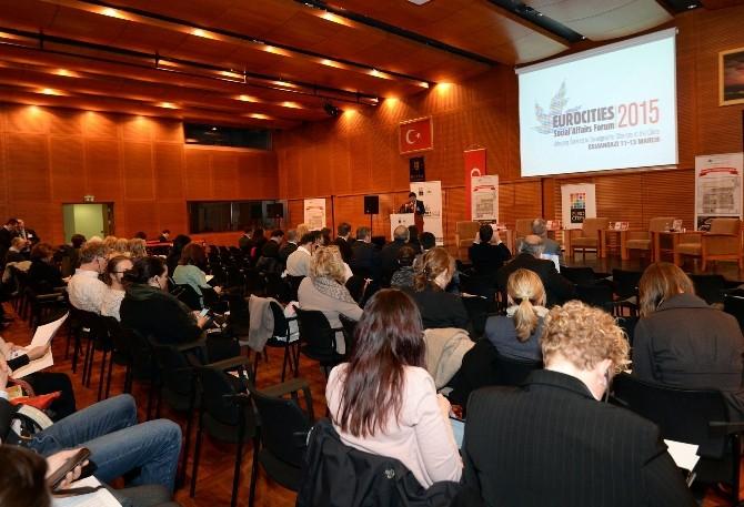 Avrupa Şehirler Birliği (Eurocıtıes) Toplantıları Başladı