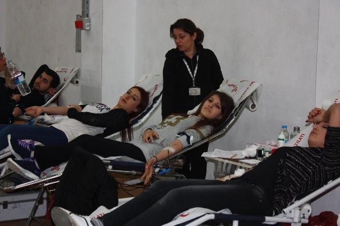 Alaplı MYO'dan Kan Bağışı Kampanyası