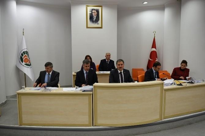 Büyükşehir Meclisi Mart Ayı Toplantıları Başladı