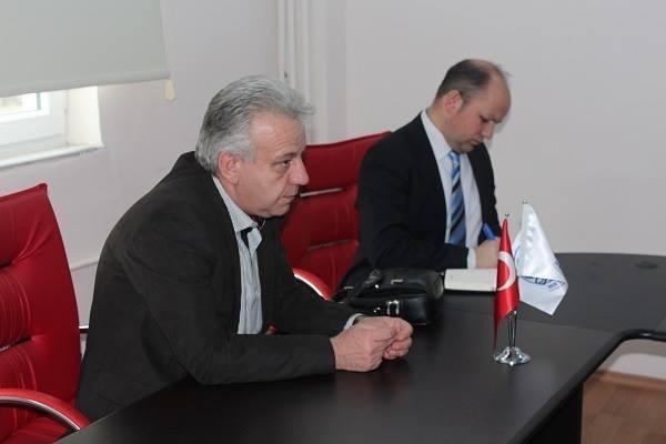 Lapseki'de Tedes Komisyon Toplantısı Yapıldı