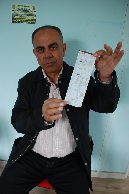 45 Gündür Evde Olmayan Vatandaşa 302'tl'lik Faturası Şoku..