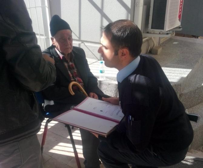 Kovancılar'da Hacca Gideceklere Pasaport Kolaylığı