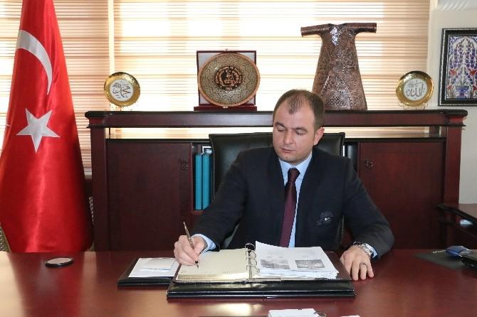 TSO Başkanı Kalbur'un 12 Mart İstiklal Marşının Kabülü Ve Mehmet Akif Ersoy'u Anma Günü Mesajı