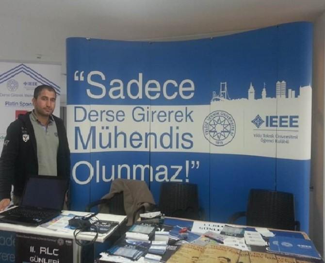 """Erzincan Üniversitesi """"Rlc Günleri"""" Etkinliğinde"""