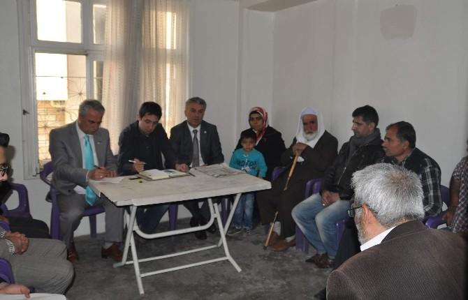 "Osman Demirci: ""HDP'nin Gaziantep Hedefi Yüzde 20"""