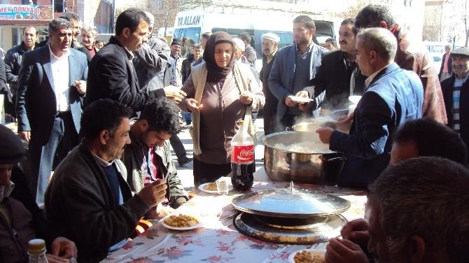 Tuzluca'da Kobani'ye Yardım Mevlidi