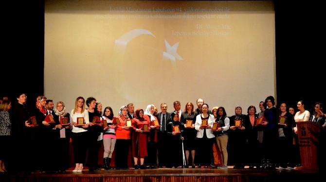 Kadınların 'İstiklal Marşını Güzel Okuma' Yarışması
