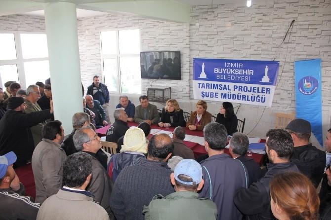 Urla'da Toprak Analizi Programı Tamamlandı
