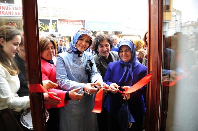 Üç Boyutlu Kat'ı Sanatı Sergisi Törenle Açıldı