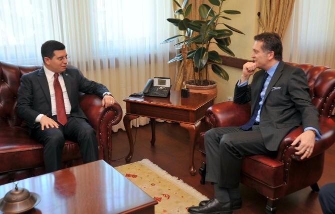 Azerbaycan İle AKBB Arasında Kardeşlik Ve İşbirliği Protokolü