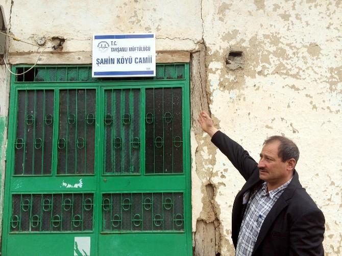 Şahin Köy Camisi Yardım Bekliyor